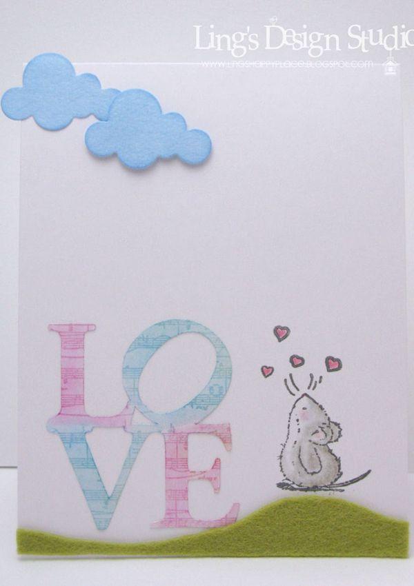 Happy Valentine's Day Card - DIY Valentine's Day Card Ideas