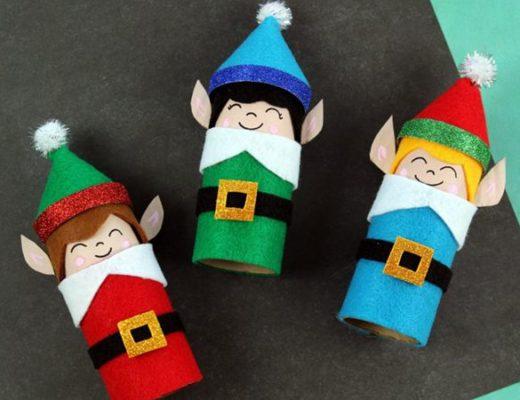 Toliet Paper Roll crafts
