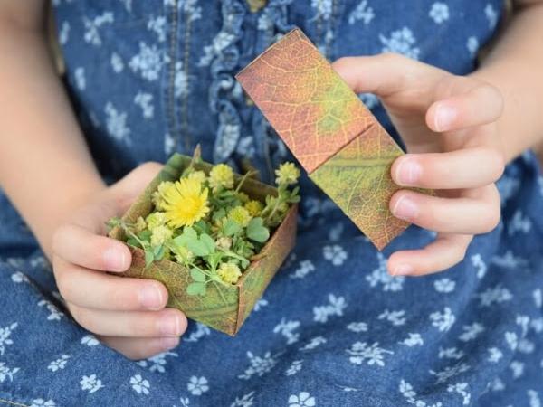 Treasure Box Crafts - Toilet Paper Roll Crafts