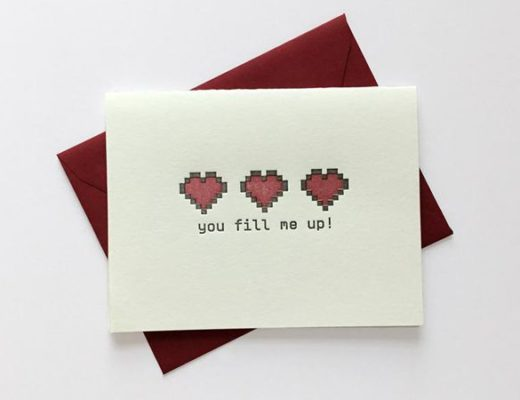 25 Valentines Day Card Ideas